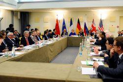 thumb Iran talks Lausanne-European External Action Services
