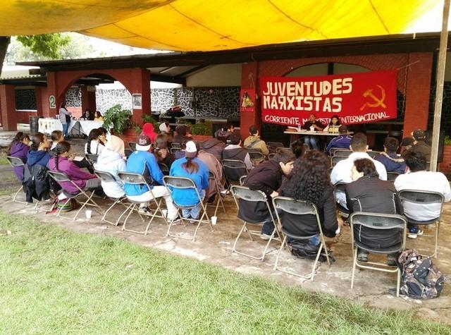 Mexico campamento marxista 2