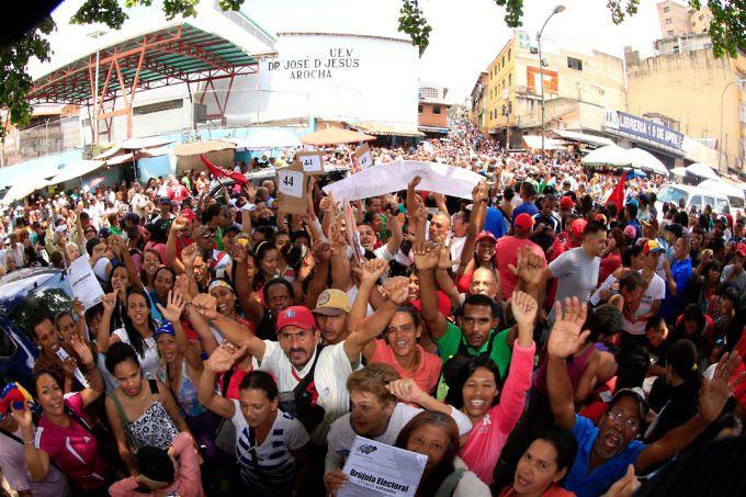 Venezuela consulta popular
