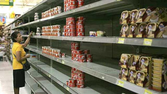 Venezuela Escasez de alimentos Gente de Hoy1