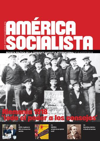 América Socialista Nº 18 Image
