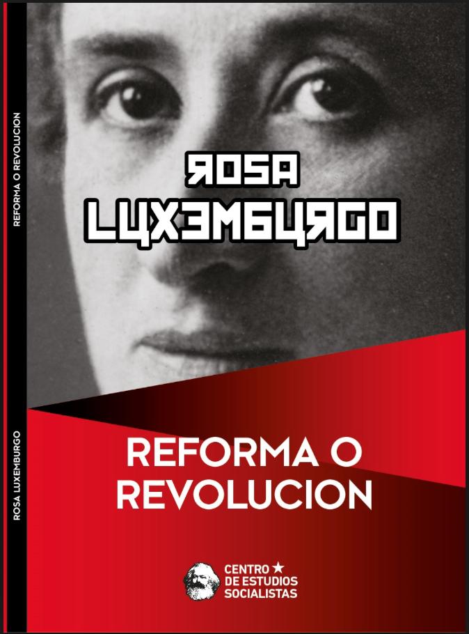 Reforma o revolución - ROSA LUXEMBURGO Image