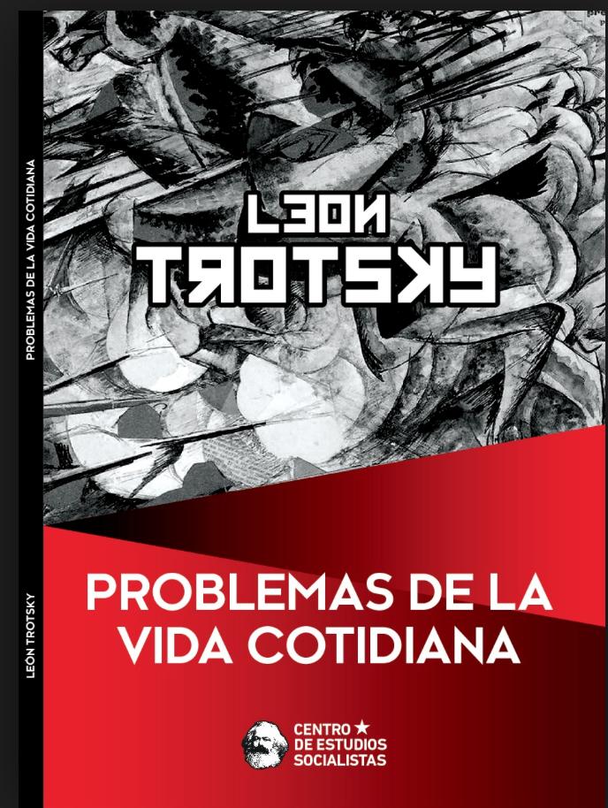 Problemas de la vida cotidiana - LEÓN TROTSKY Image