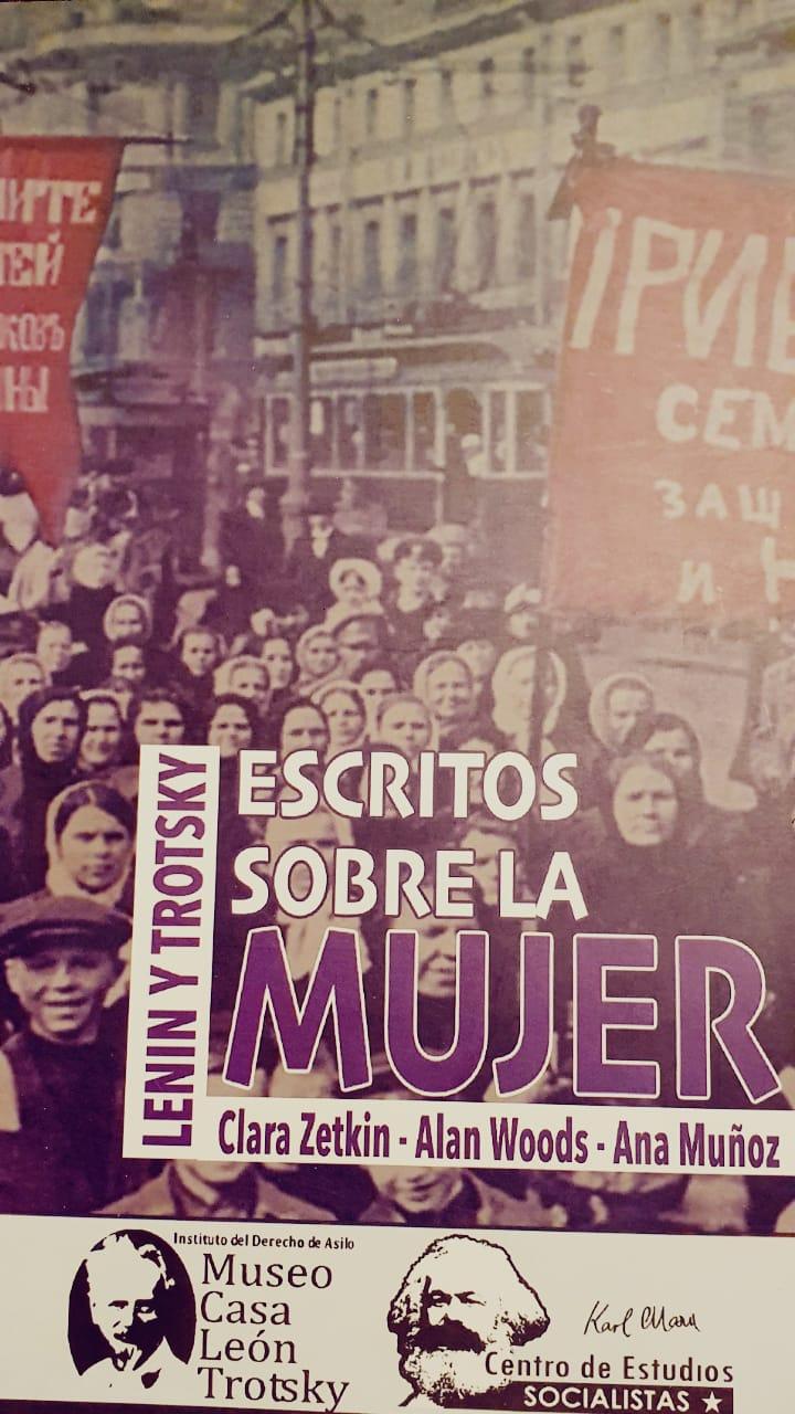 Escritos sobre la mujer - Lenin y Trotsky Image