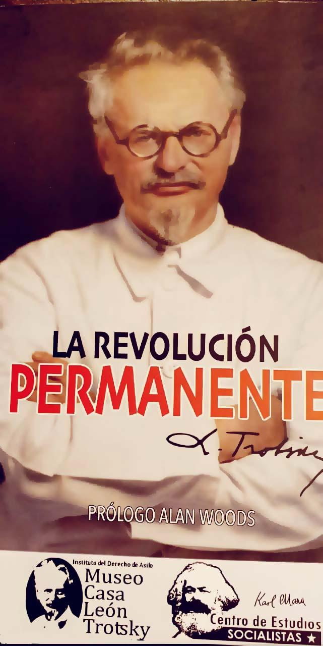 La Revolución Permanente - León Trotsky Image