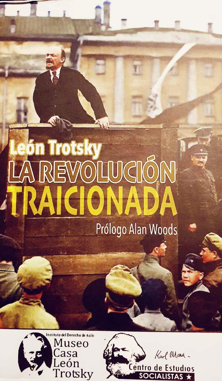 La Revolución Traicionada - León Trotsky Image