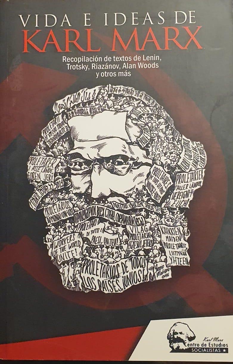 Vida e ideas de Karl Marx - Lenin/ Trotsky/ Riazánov/ Woods Image